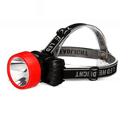 YAGE YG-3588 مصابيح أمامية LED lm 2 طريقة LED قابلة لإعادة الشحن تخفيت حالة طوارئ حجم مصغر Camping/Hiking/Caving Everyday Use أخضر الصيد