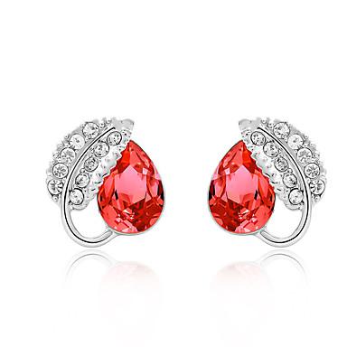Cercei Bijuterii La modă Personalizat Euramerican Cristal Aliaj Bijuterii Bijuterii Pentru Nuntă Petrecere 1 Pair