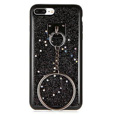 Pentru Apple iphone 7 plus iphone 7 iphone 6s plus iphone 6 plus iphone 6s iphone 6 caz diy caz înapoi acoperi sclipici stralucire moale