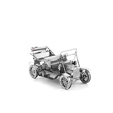 بانوراما الألغاز قطع تركيب3D اللبنات DIY اللعب سيارة الفولاذ المقاوم للصدأ ألعاب البناء و التركيب