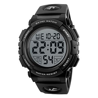 Heren Sporthorloge Dress horloge Smart horloge Modieus horloge Polshorloge Unieke creatieve horloge Chinees Digitaal Kalender Chronograaf