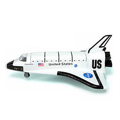 Spielzeug-Autos Modellbausätze Bauernhoffahrzeuge Spielzeuge Simulation Flugzeug Auto Schiff Metalllegierung Stücke Unisex Geschenk