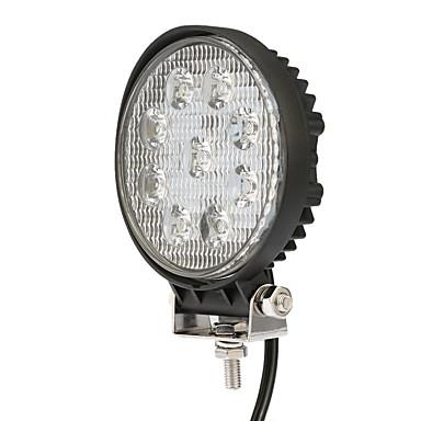 cheap Vehicle Work Lighting-Motorcycle Light Bulbs 27W LED Working Light For universal