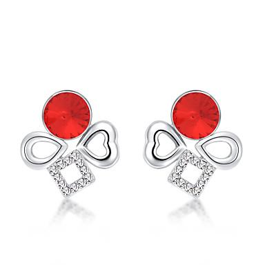 Pentru femei Cercei Stud Bijuterii Personalizat Modă Euramerican Cristal Aliaj Bijuterii Bijuterii Pentru Nuntă Petrecere