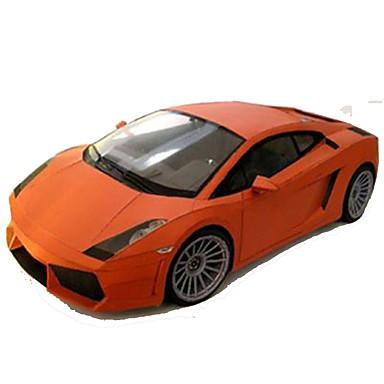 Jucării pentru mașini Puzzle 3D Modelul de hârtie Pătrat 3D Articole de mobilier Reparații Hârtie Rigidă pentru Felicitări Clasic Unisex