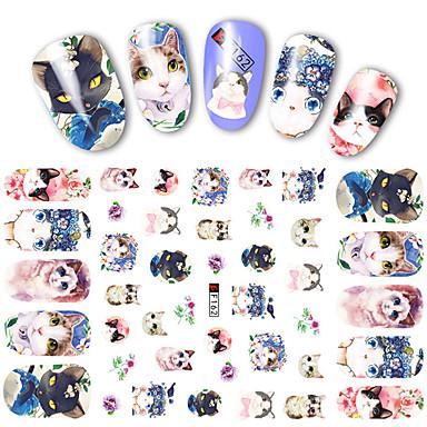 1 Nagelkunst sticker Other make-up Cosmetische Nagelkunst ontwerp