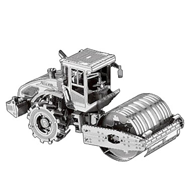 Puzzle 3D Puzzle Metal Mașină 3D Articole de mobilier Reparații Crom MetalPistol Clasic Unisex Cadou