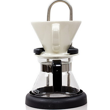 1pc Metalic Kaffeemühle Manuell . 23.3*15.3*13.8
