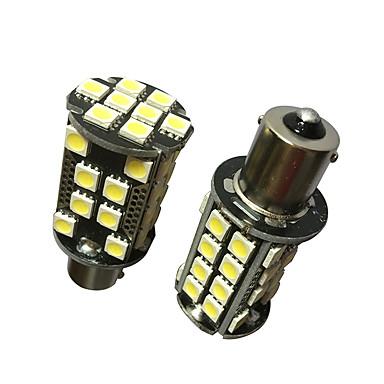 2pcs hoge heldere lichtheid 1156 20w led lamp wit