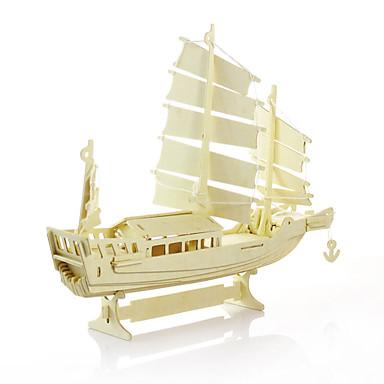 Houten modellen Modelbouwsets Schip Puinen Unisex Geschenk