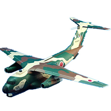 3D - Puzzle Papiermodel Spielzeuge Flugzeug Kämpfer 3D Heimwerken Simulation keine Angaben Unisex Stücke
