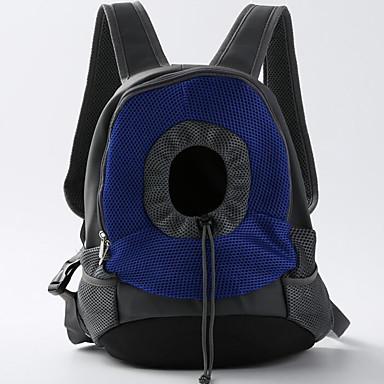 Katze Hund Transportbehälter &Rucksäcke vorne Rucksack Dog-Pack Haustiere TrägerRegolabile/Einziehbar Tragbar Doppel-seitig Atmungsaktiv