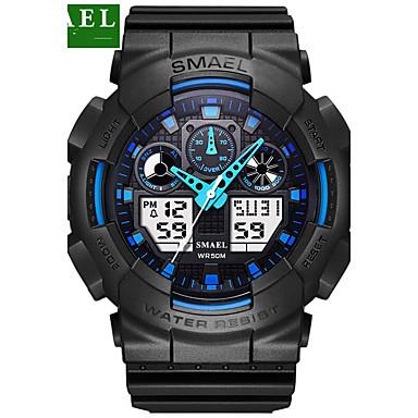 Heren Unieke creatieve horloge Digitaal horloge Sporthorloge Militair horloge Dress horloge Smart horloge Modieus horloge Polshorloge