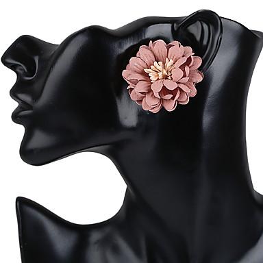 Pentru femei Închizătoare Cercel  Cercei Stud Cercei Floral Stil Floral Boem Flori Modă Reșină Floare Bijuterii Casual Scenă Stradă