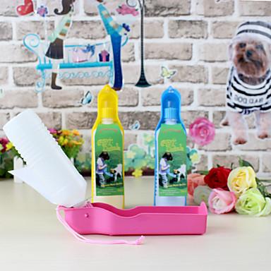 الكلب، الزبديات& زجاجات المياه الحيوانات الأليفة السلطانيات& تغذية