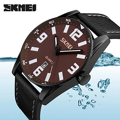 Heren Digitaal horloge Unieke creatieve horloge Polshorloge Smart horloge Militair horloge Dress horloge Modieus horloge Sporthorloge