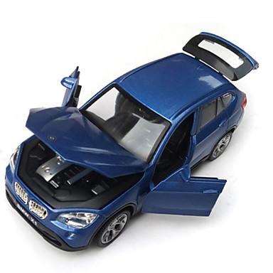 Jucării pentru mașini Vehicul Die-cast Jucarii Motocicletă Jucarii Simulare Dreptunghiular Cai Aliaj Metalic Bucăți Ne Specificat Băieți