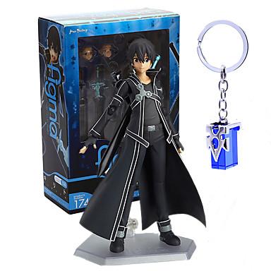 Anime Action Figures geinspireerd door Sword Art Online Kirito PVC 14 CM Modelspeelgoed Speelgoedpop