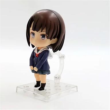 Anime Action-Figuren Inspiriert von Cosplay Cosplay PVC 10 CM Modell Spielzeug Puppe Spielzeug Unisex