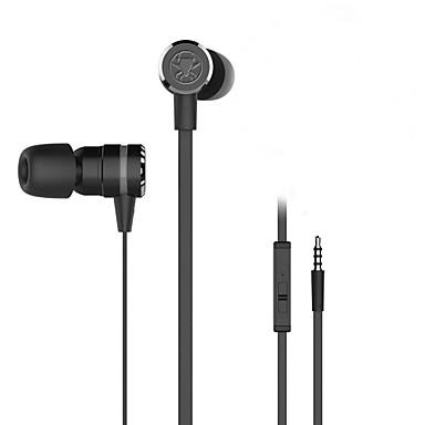 Plextone® g20in-ear e-sport spelletjes metalen zware bas oortelefoon met microfoon voor iphone6 / iphone6 plus mobilephone / pad / mp3