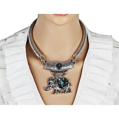 Pentru femei Personalizat Design Unic Design Animal Boem Cerc Euramerican Bijuterii Statement Modă Coliere Coliere . Personalizat Design