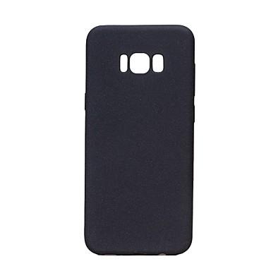 غطاء من أجل Samsung Galaxy S8 Plus S8 مثلج غطاء خلفي لون الصلبة ناعم TPU إلى S8 Plus S8 S7 edge S7 S6 edge S6