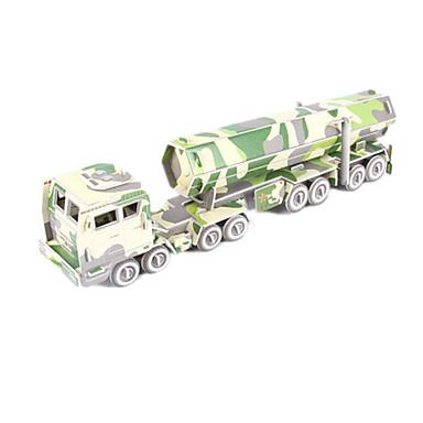 Spielzeug-Autos 3D - Puzzle Holzpuzzle Spielzeuge Streitwagen 3D Heimwerken Hochwertiges Papier keine Angaben Jungen Unisex Stücke