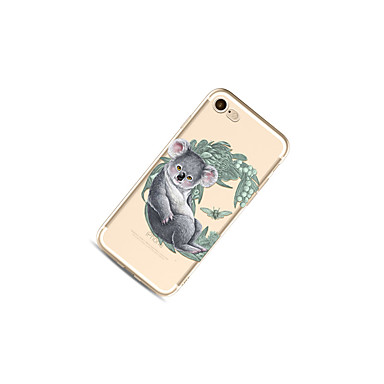 Cartoni iPhone TPU Fantasia 8 Animali Per disegno X iPhone retro per Apple 06049780 Morbido Plus animati Transparente Custodia Per iPhone iPhone iPhone X Plus 8 8 O8aWA