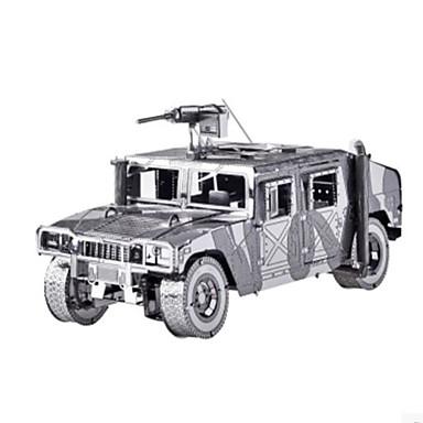 Spielzeug-Autos 3D - Puzzle Holzpuzzle Metallpuzzle Spielzeuge Auto Pferd 3D Heimwerken Aluminium Metal keine Angaben Stücke