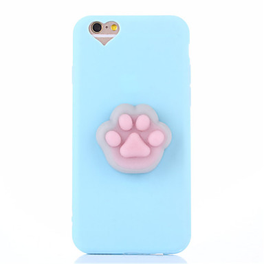 finest selection 5371c 39751 Case For Apple iPhone 7 / iPhone 7 Plus DIY / Squishy Back Cover ...