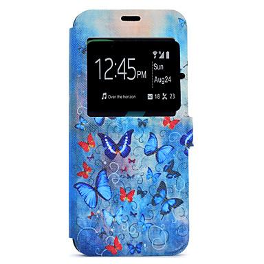 Maska Pentru Samsung Galaxy S8 Plus S8 Titluar Card Cu Stand Model Corp Plin Fluture Greu PU Piele pentru S8 S8 Plus S7 edge S7