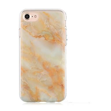 حالة لتفاح إفون 7 زائد فون 7 فون 6 ثانية زائد فون 6 ثانية غطاء إمد نمط الغطاء الخلفي حالة الرخام لينة تبو