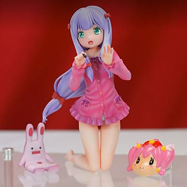 Anime Action-Figuren Inspiriert von Cosplay Cosplay PVC 14cm CM Modell Spielzeug Puppe Spielzeug Unisex