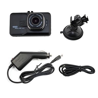 C206 Full HD 1920 x 1080 Rejestrator samochodowy NTK 3 cala Dash Cam Tryb parkingowy Wykrywanie ruchu Nagrywanie w pętli Automatyczne