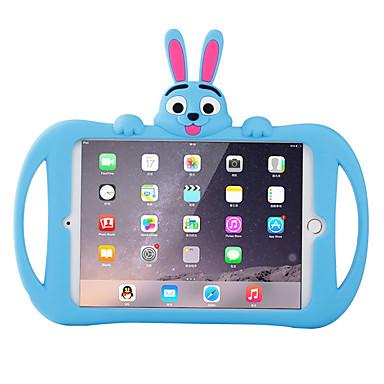 Pentru Carcase Huse Anti Șoc Cu Stand Model Carcasă Spate Maska Desene 3D Moale EVA pentru Apple iPad Mini 3/2/1
