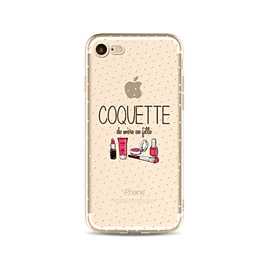 hoesje Voor iPhone 7 Plus iPhone 7 iPhone 6s Plus iPhone 6 Plus iPhone 6s iPhone 6 iPhone 5c iPhone 4s/4 iPhone 5 Apple iPhone X iPhone X