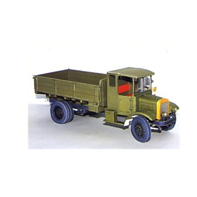 Kit Lucru Manual Puzzle 3D Puzzle Jucării pentru mașini Camion Jucarii Camion 3D Reparații Simulare Ne Specificat Bucăți