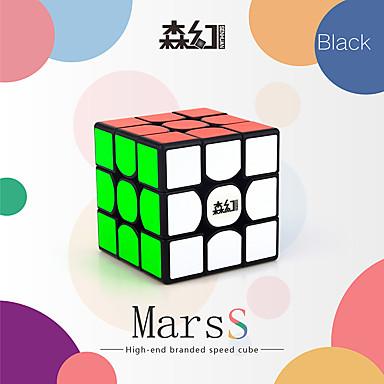 Rubiks kubus 3*3*3 Soepele snelheid kubus Magische kubussen Anti-stress Educatief speelgoed Puzzelkubus Gladde sticker Kunststoffen