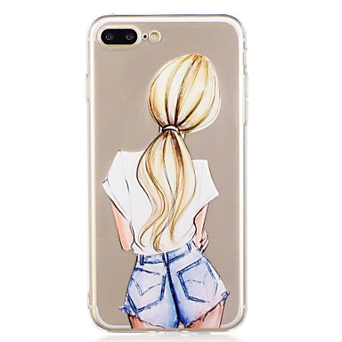 Per Apple iPhone Morbido per 05998237 Custodia Sexy 8 Per disegno retro iPhone 8 X TPU Fantasia iPhone Plus iPhone X iPhone 8 5Ig5BwPq8
