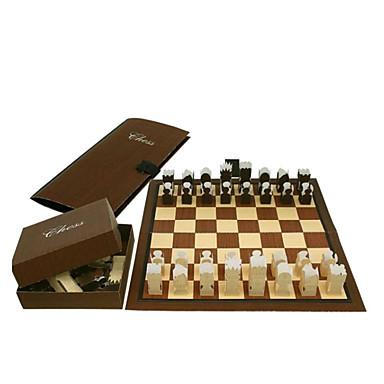 قطع تركيب3D لعبة الشطرنج تركيب شطرنج ألعاب مربع 3D اصنع بنفسك غير محدد قطع