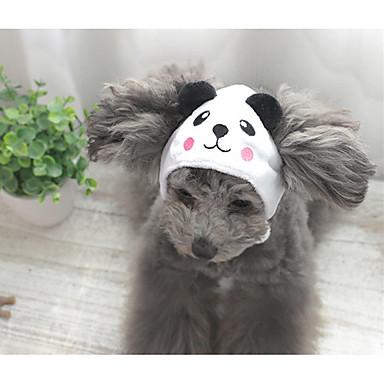 Hund Haar Accessoires Hundekleidung Cosplay Tier Zufällige Farben Kostüm Für Haustiere