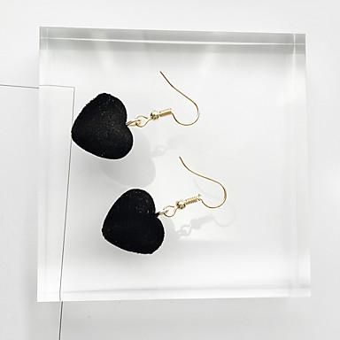 Pentru femei Cercei Picătură Euramerican costum de bijuterii Aliaj Heart Shape Bijuterii Pentru Casual
