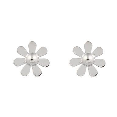 Heren Dames Oorknopjes Sieraden Bloemenstijl Bloemen Meetkundig Bloemen  Bohemia Style Verstelbaar zijdelings Stretch Luxe Sieraden