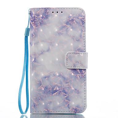 Hülle Für Samsung Galaxy A5(2017) A3(2017) Kreditkartenfächer Geldbeutel mit Halterung Flipbare Hülle Magnetisch Muster Ganzkörper-Gehäuse