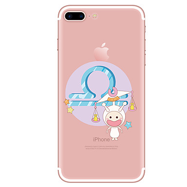 Caz pentru iphone 7 7 plus model de desene animate tpu soft back cover pentru iphone 6 plus 6s plus iphone 5 se 5s 5c 4s