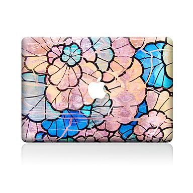 1 piesă Acțibilduri pentru Rezistent la Zgârieturi Floare Model PVC MacBook Pro 15'' with Retina MacBook Pro 15 '' MacBook Pro 13'' with