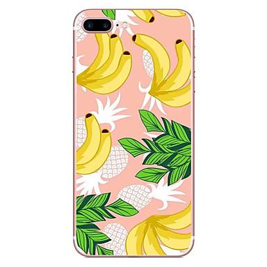 Caz pentru Apple iPhone 7 7 plus coperta caz de fructe hd pictat tpu material caz moale caz telefon pentru iphone 6s 6 plus
