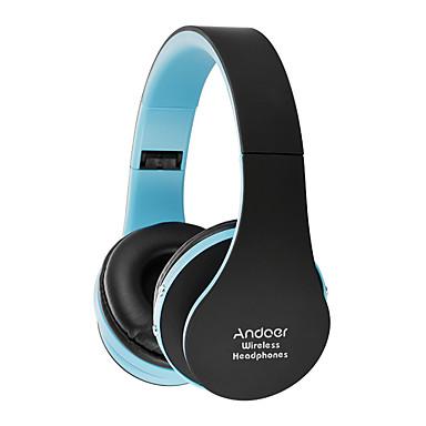 Op het oor Draadloos Hoofdtelefoons Muovi Mobiele telefoon koptelefoon Met volumeregeling met microfoon Geluidsisolerende koptelefoon