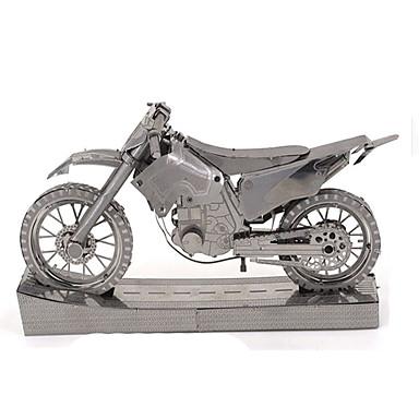 Speelgoedauto's 3D-puzzels Legpuzzel Metalen puzzels Rechthoekig Tank 3D Aluminium Metaal Alle leeftijden 6 jaar en ouder