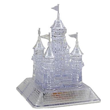 3D - Puzzle Holzpuzzle Kristallpuzzle Hunde Turm Pferd Architektur Bär 3D Kunststoff Eisen Unisex Geschenk